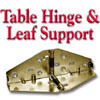 Table leaf