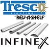 Infinex Flexible Tape LED Light Extrusions