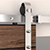 US Futaba Barn Door Side Mount