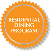 Residential Dining Program