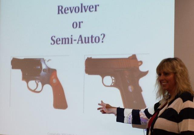 Chris Kellett Walz Female Handgun MN Permit to Carry Instructor Brainerd Minnesota
