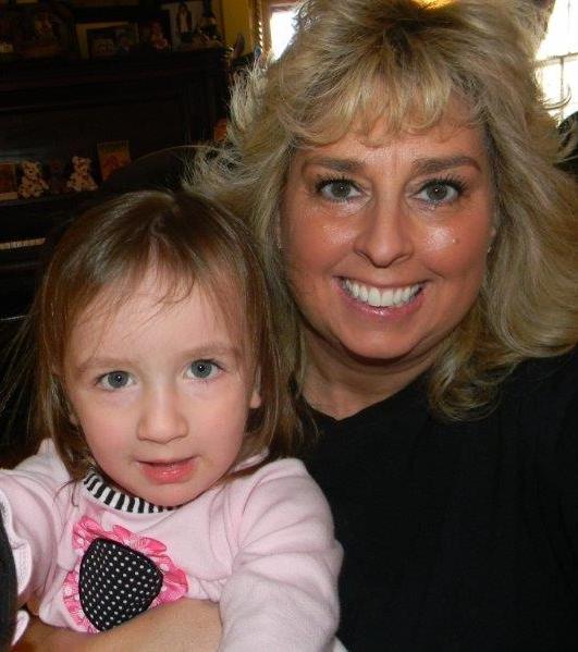 Chris Kellett Walz Kellett-Walz with granddaughter