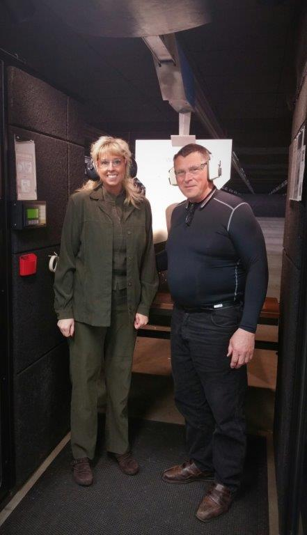 Chris Kellett MN Permit to Carry Instructor