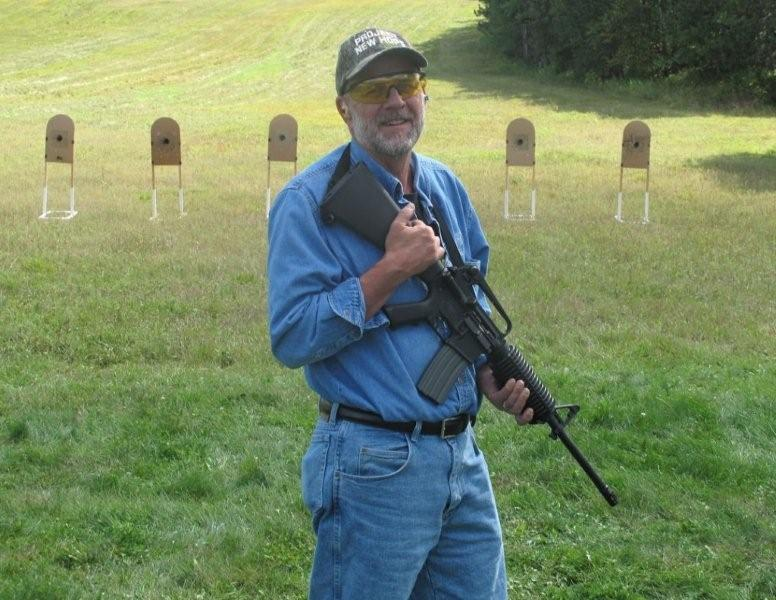 Minnesota personal safety training lon schmidt brainerd ar-15 firearms course