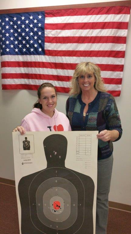 chris kellett mn minnesota personal safety training womens firearms handgun safety permit to carry
